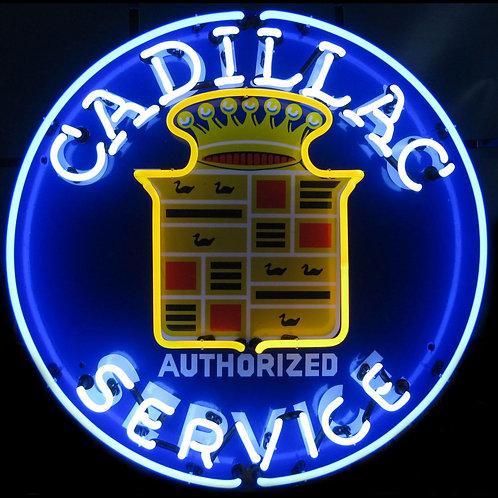 "Cadillac Service 24"""