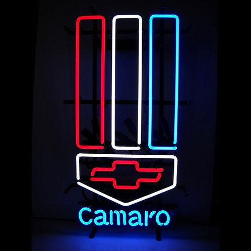 Camaro Neon Sign