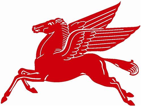 Mobile Pegasus Cut Out