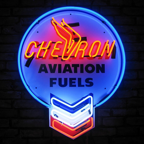 Chevron Aviation Fuels