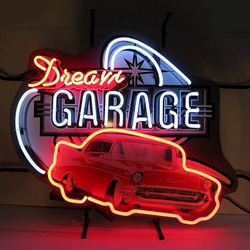 """Dream Garage 57 Chevy  29"""" x 24"""""""