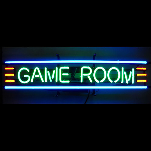 """Game Room 30"""" x 9"""""""