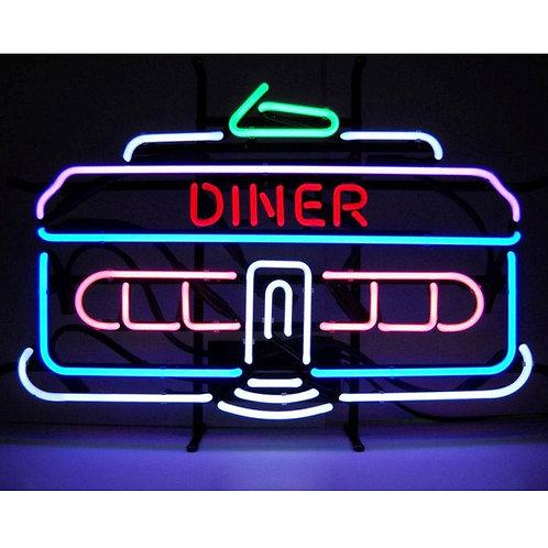 """Diner Car 25"""" x 16"""""""