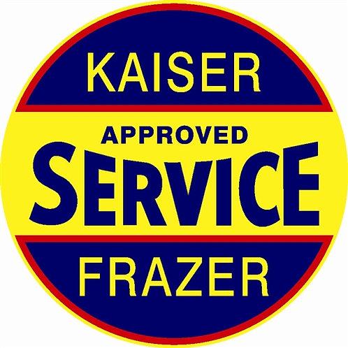 Kaiser Frazer Approved Service