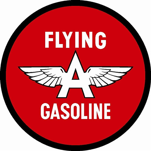 Flying A's Gasoline