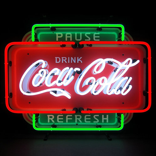 Pause Refresh Coca-Cola