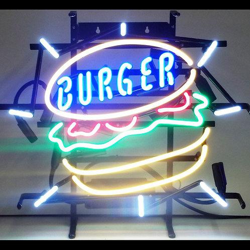 """Burger 20"""" x 18"""""""