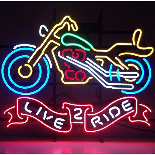 "Live 2 Ride 24"""
