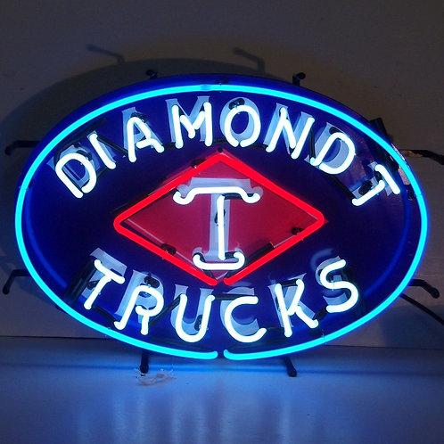 """Diamond T Trucks 24"""" x 17"""""""