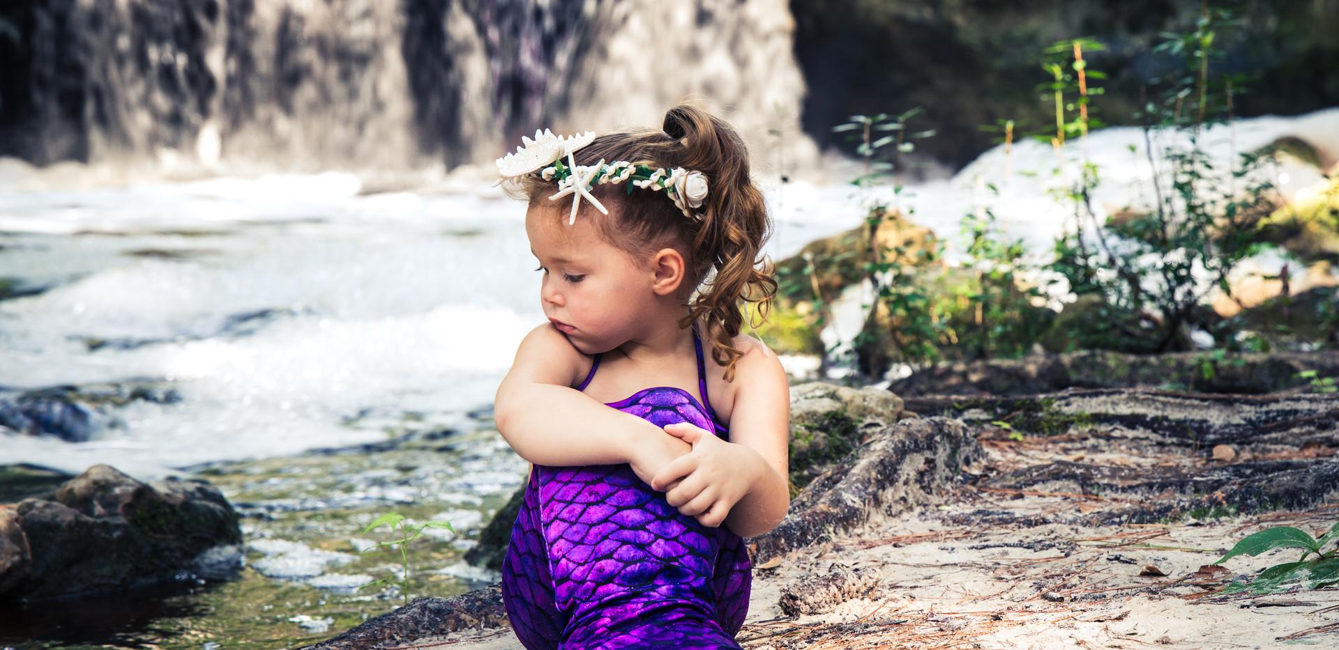 3T Mermaid Tail