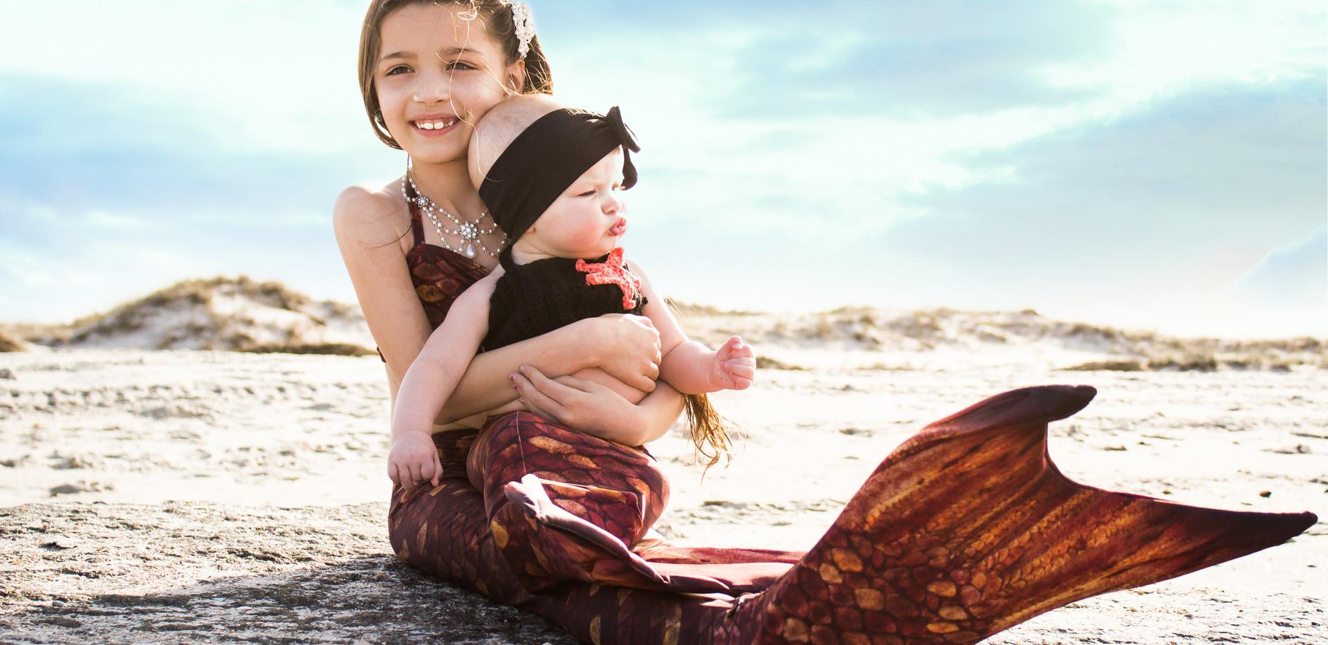 Infant Mermaid Tail