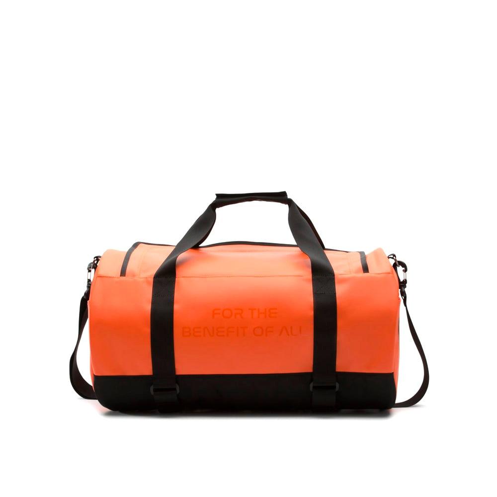 abf5f66485 VANS X SPACE VOYAGER GRIND SKATE DUFFEL BAG Orange