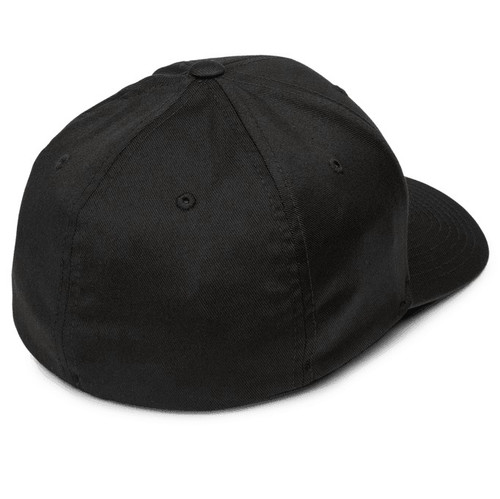 a682b67aed76 VOLCOM SUPER CLEAN XFIT CAP Black