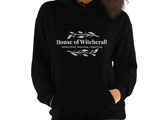 Unisex Official House of Witchcraft Hoodie