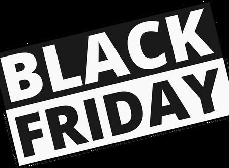 E o Black Friday nos EUA?
