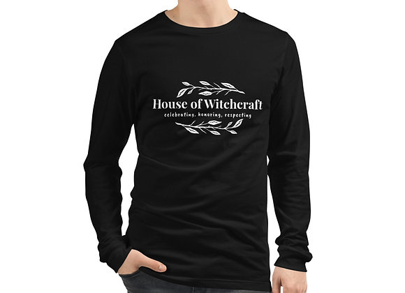 Unisex Official House of Witchcraft Long Sleeve