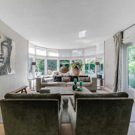 Interieurfotografie Villa Bentveld
