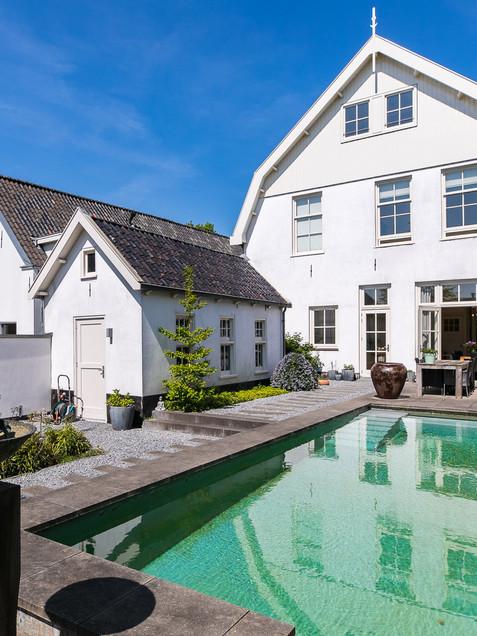 Exterieurfotografie Villa Aalsmeer