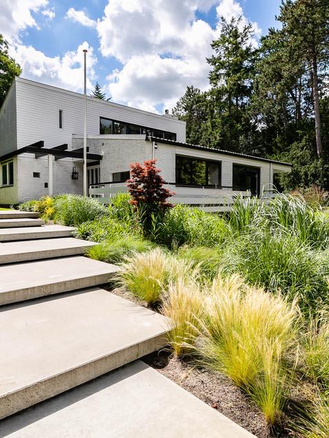 Exterieurfotografie Villa Aerdenhout