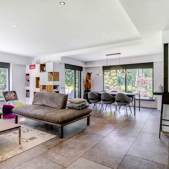 Interieurfotografie villa Aerdenhout