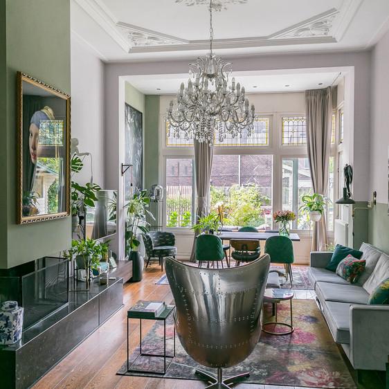 Interieurontwerp woning Haarlem