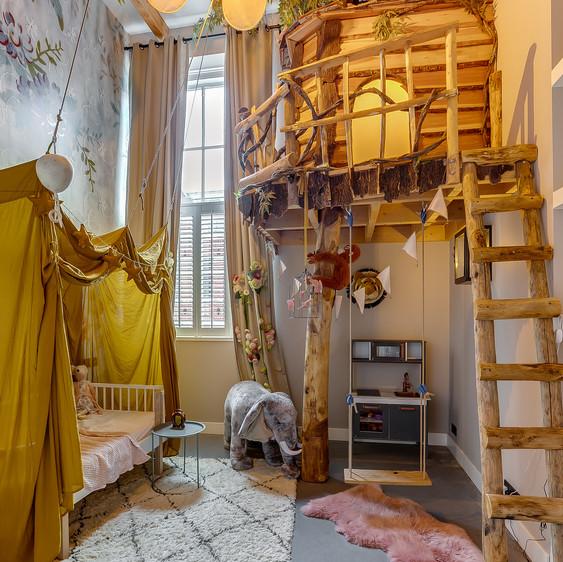 Interieurfotografie kinderkamer