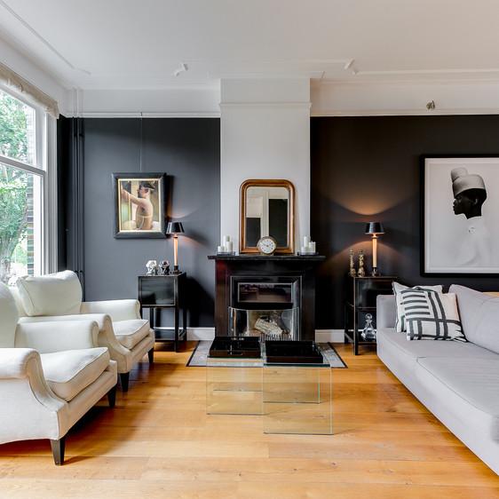 Interieurfotografie Woning Amsterdam