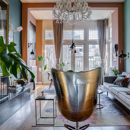Interieurfotografie eclectisch interieur