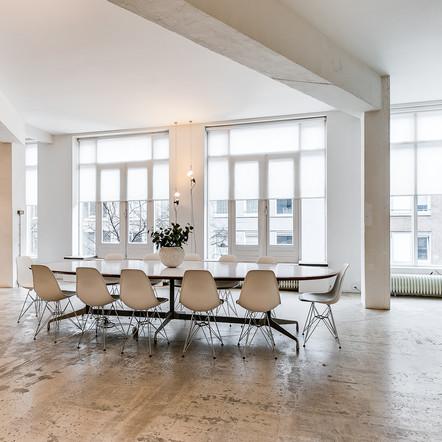 Interieurfotografie Loft Amsterdam