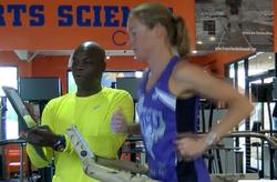 Top US Triathlete Amanda Stevens