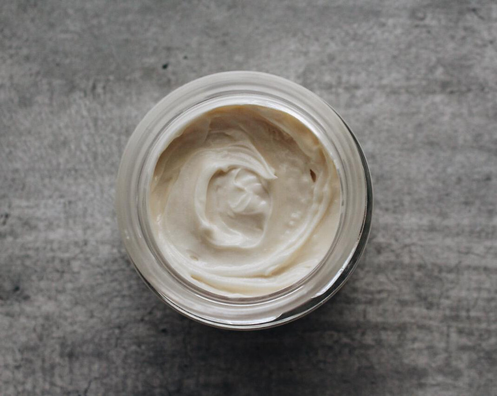 Creme Hidratante - Cosmético Natural e Vegano