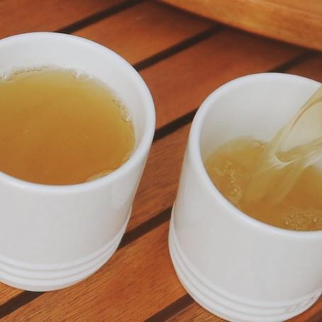 CHÁ DE OUTONO - Para acolher nos dias frios e aumentar a imunidade