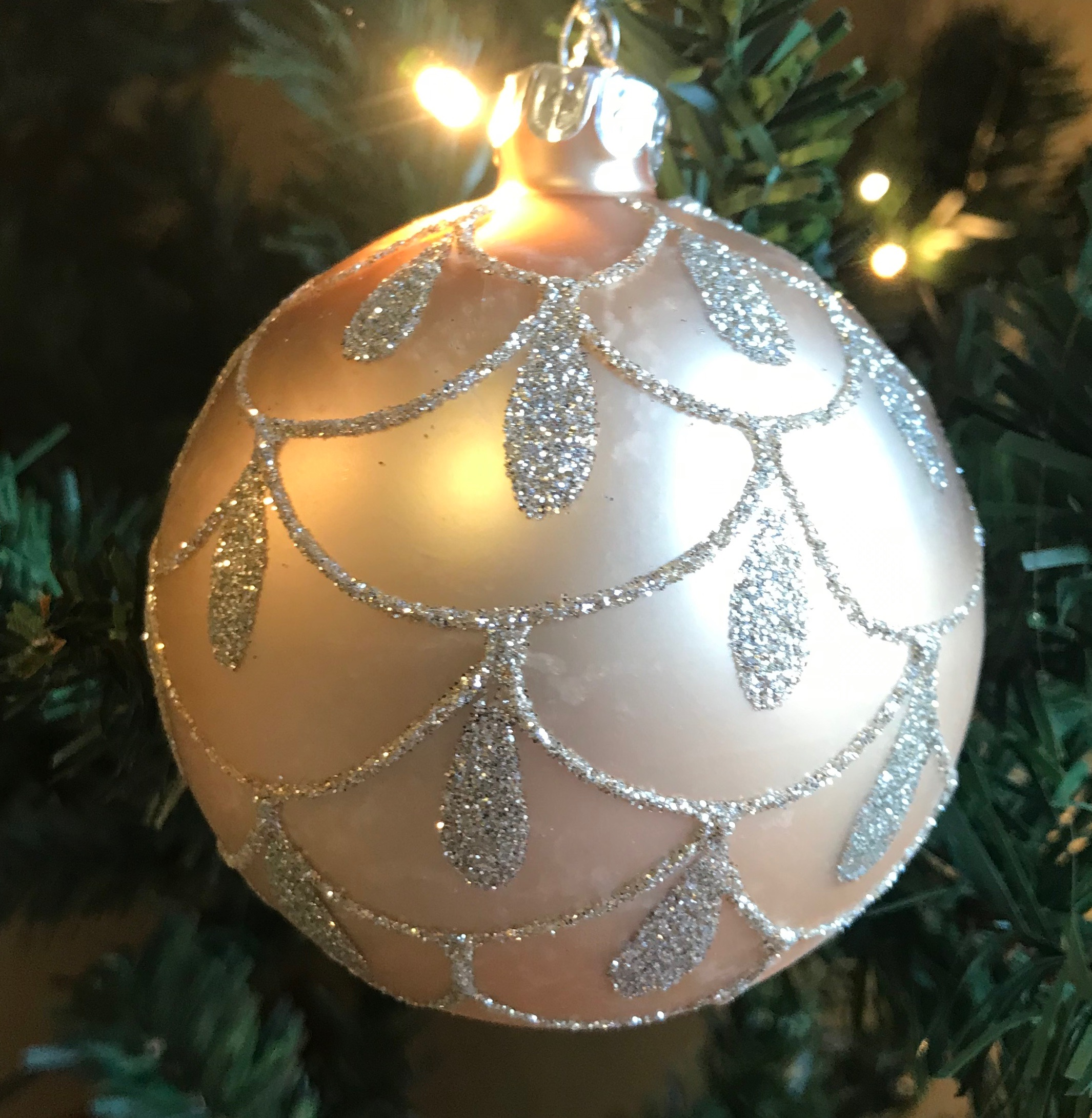 Gorgeous bauble
