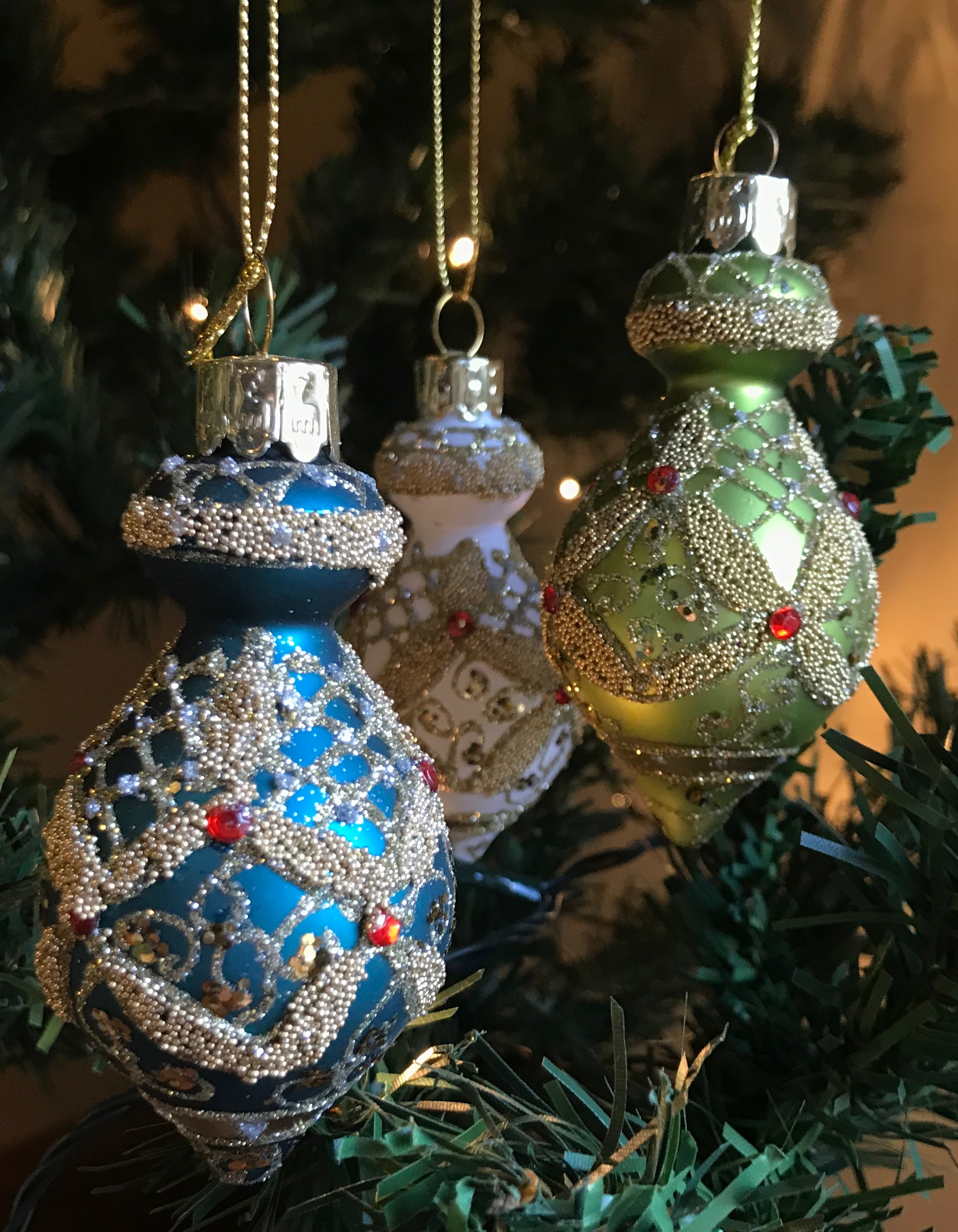 Decadent Baubles