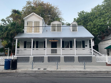 Oldest House in Key West and Cactus!!