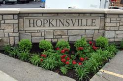 Hopkinsville sign at Farmers Market_Spring4