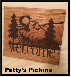Patty's Pickins Welcome