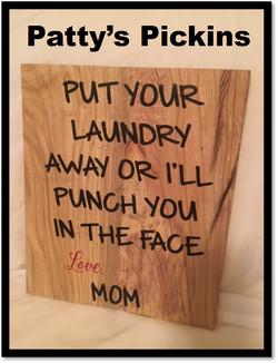 Patty's Pickins Laundry