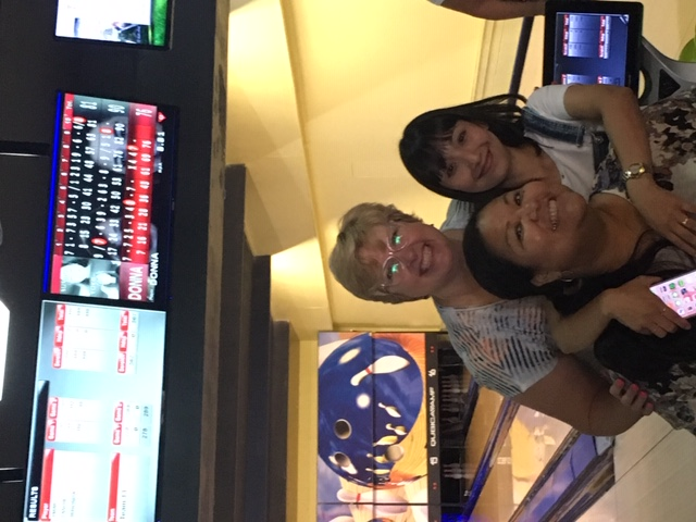 Lunch Bunch - Davos and bowling August 2