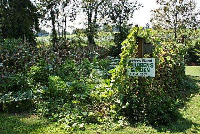 Jeffers Bend Children's Garden