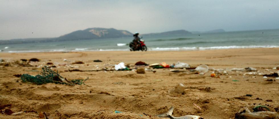 Tek kullanımlık plastik kullanmayı reddet