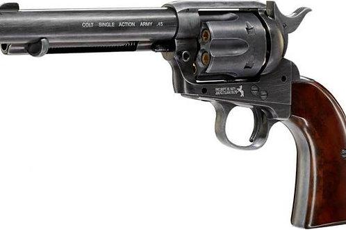 "Colt SAA 4.5 - 5.5"" Antique Pellet"