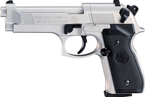 Beretta M 92 FS Nickel