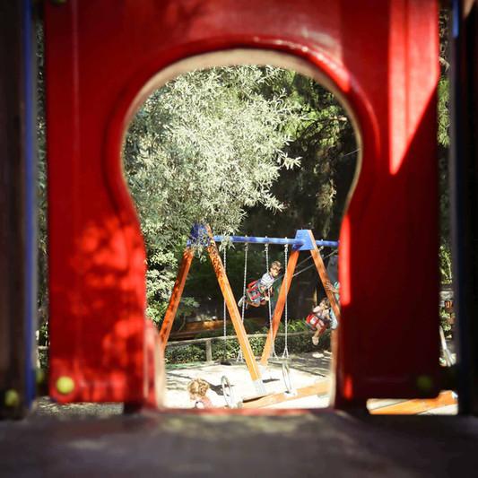 Παιδική τσουλίθρα gardencafe