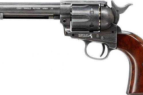 "Colt SAA 4.5 - 5.5"" Antique Blue BBs"
