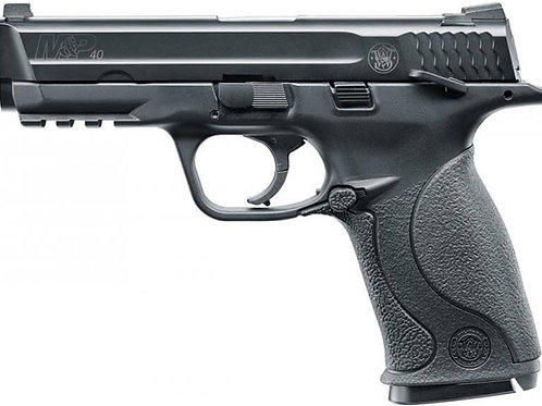 Smith & Wesson M&P 40 TS & FDE