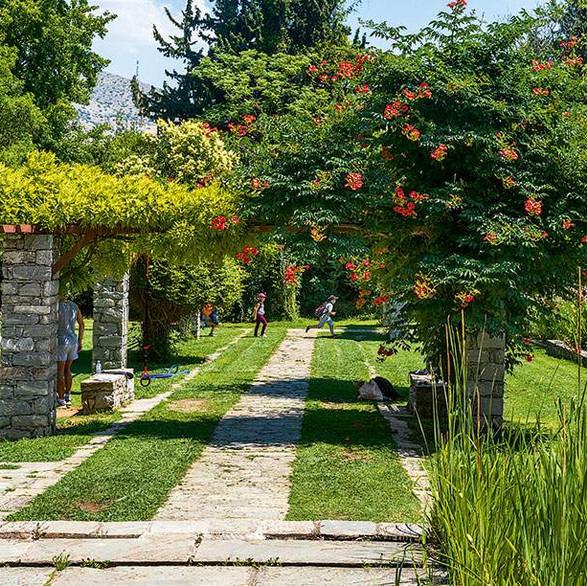 Diomedes Garden
