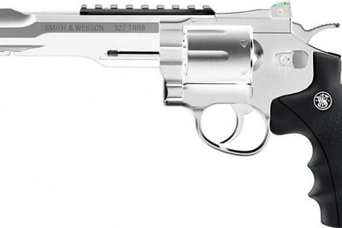 Smith & Wesson Mod. 327 TRR8 Steel Finish