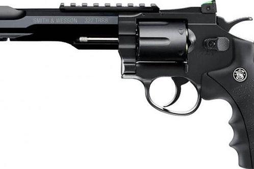 Smith & Wesson Mod. 327 TRR8 Black Finish