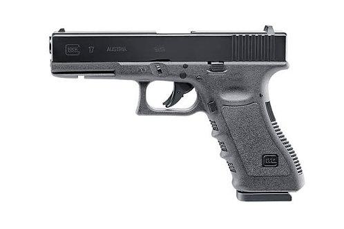 Glock 17 Blowback ΒΒs & Pellet